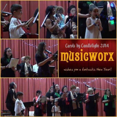 Musicworx Carols (2014)